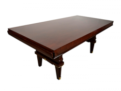 1920's-1940's French Art Deco Desk/Table