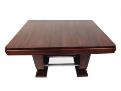 1950s Art Deco-Style Dining Table