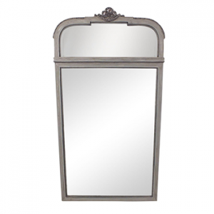 Large French Standing Mirror