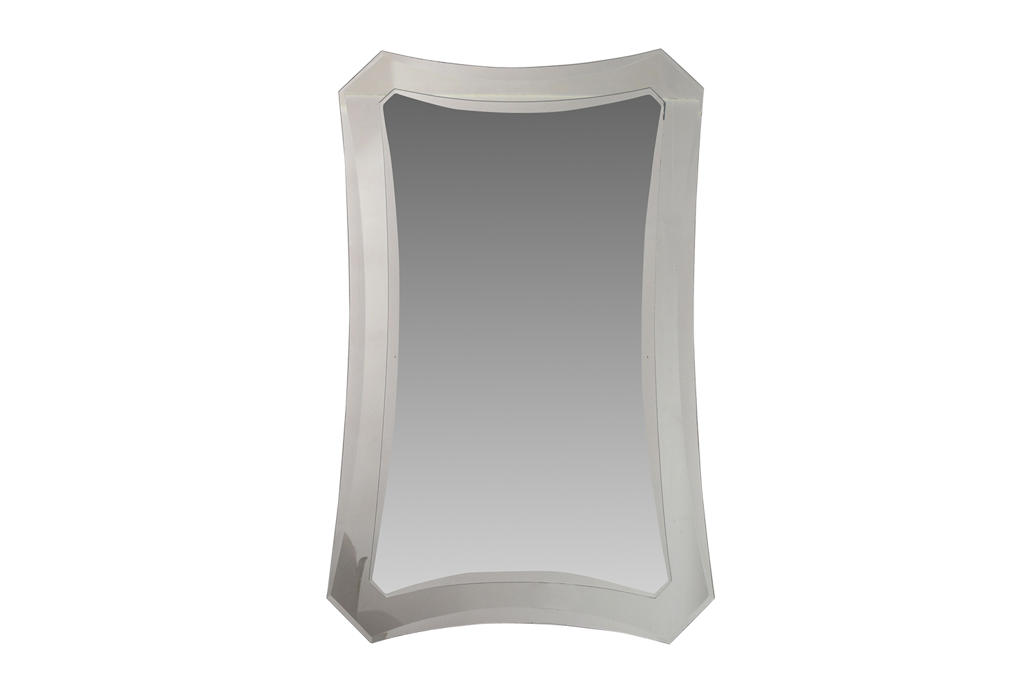 Mid Century Style Wall Mirror Castle Prop House